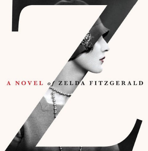 "Cover of Therese Anne Fowler's ""Z"""
